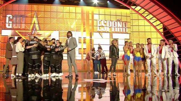Got Talent recupera el liderazgo pese a la bajada por Semana Santa