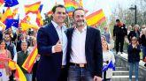 Albert Rivera define a Pedro Sánchez como 'indecente'