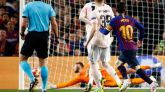 Messi rompe al United y empuja al Barcelona a semifinales | 3-0