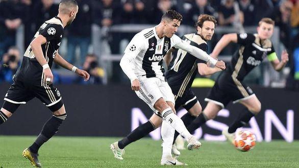 El Ajax también colapsa a la Juventus de Ronaldo | 1-2