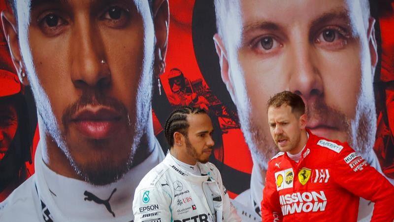 Fórmula Uno. Las órdenes de Ferrari que arrinconan a Leclerc ya causan escozor
