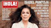 Isabel Pantoja ante su aventura televisiva: 'Van a ver a la Isabel que mucha gente no conoce'