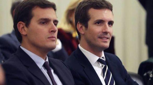 Casado y Rivera quieren participar en los dos debates