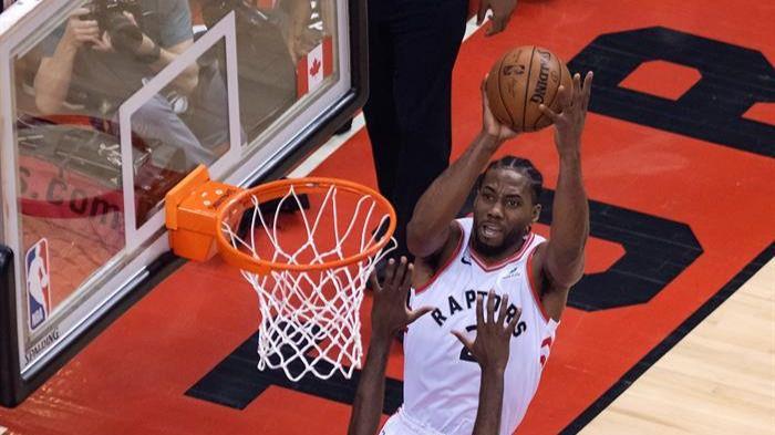NBA Playoffs. Los Raptors de Marc Gasol e Ibaka reaccionan con fuerza