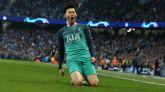 El City de Guardiola gana al Tottenham pero vuelve a paladear la catástrofe | 4-3