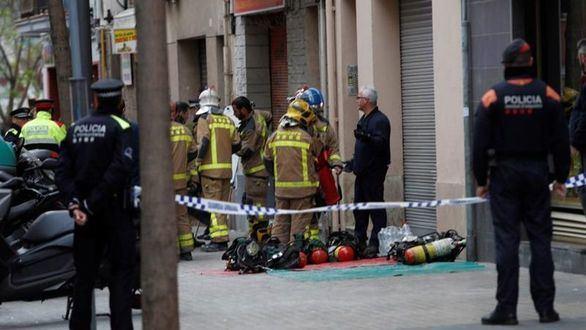 Mueren una madre y sus dos hijos en un incendio en L'Hospitalet