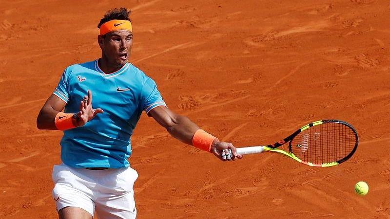 Masters Montecarlo. Rafa Nadal vence a Dimitrov y llega a cuartos