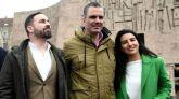 Monasterio y Ortega Smith, candidatos a la Comunidad y el Ayuntamiento de Madrid