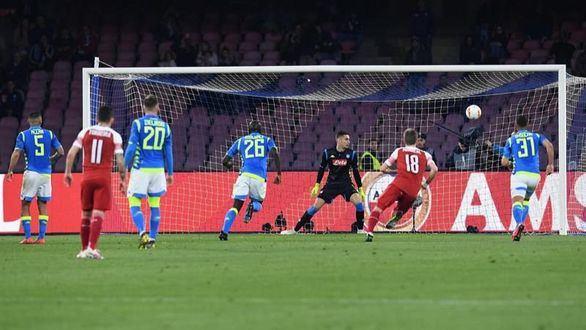 Europa League. El Arsenal se cruza con el Valencia y el Chelsea, con el Eintracht