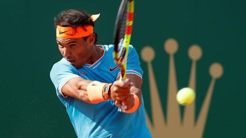 Masters Montecarlo. Nadal sobrevive a Pella y es semifinalista