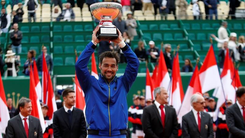 Masters Montecarlo. Fognini se proclama campeón ante el novato Lajovic