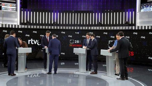 Las principales propuestas de los candidatos en el debate electoral