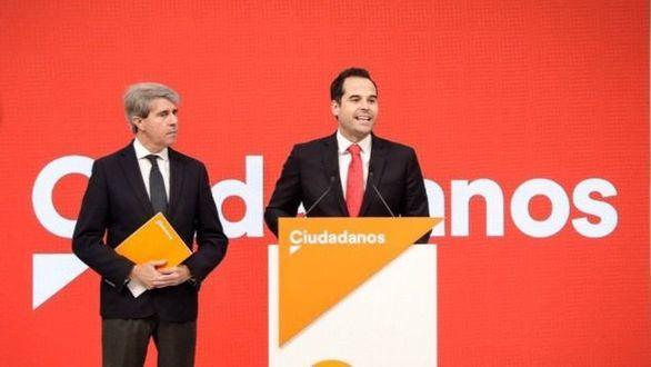Garrido se pasa por sorpresa a Ciudadanos y planta al PP