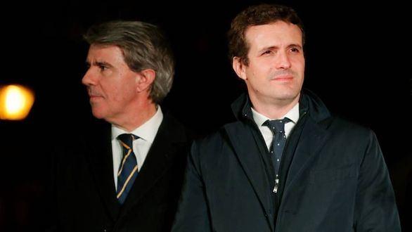 El PP, sobre la marcha de Garrido: