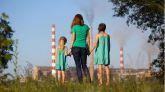 Las partículas en suspensión quitan 125.000 años de vida saludable a la población infantil