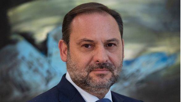 El secretario de Organización y responsable de campaña del PSOE, José Luis Ábalos.