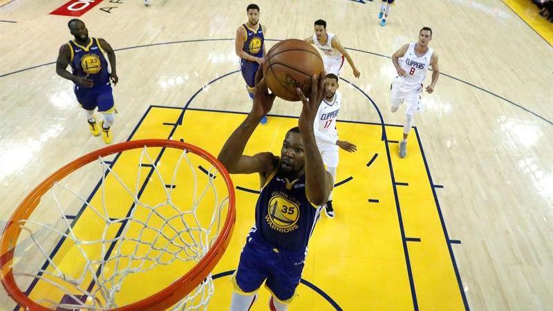 NBA Playoffs. Los poderosos Rockets ya esperan a unos Warriors llenos de dudas