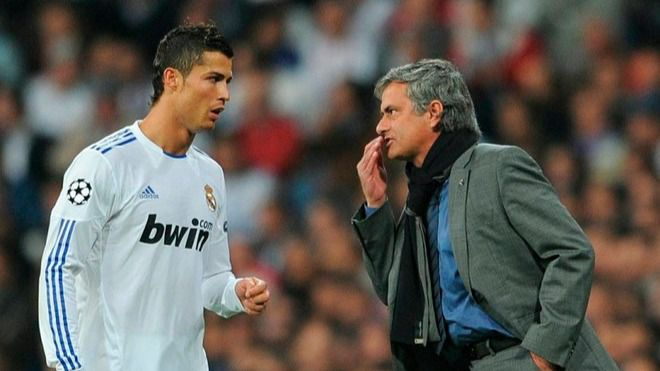 El día que Mourinho abroncó a Cristiano tras firmar un 'hat-trick'