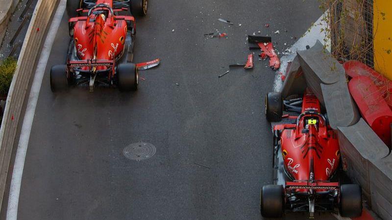 GP Azerbaiyán. Bottas firma la 'pole' en otro fiasco de Ferrari