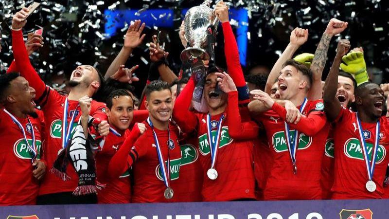 Copa de Francia. El PSG pierde con el Rennes y confirma su fracaso | 2-2