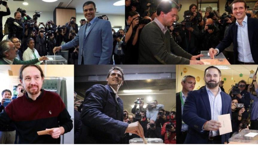 Así hemos contado en directo una jornada electoral histórica