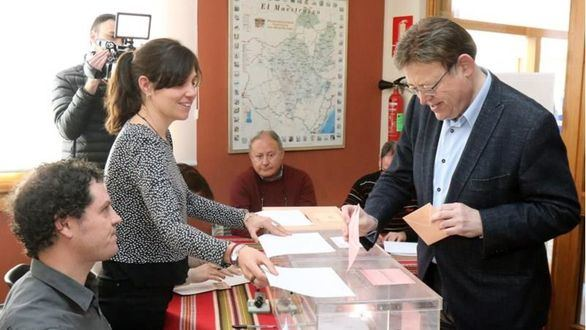 El PSPV gana las elecciones valencianas