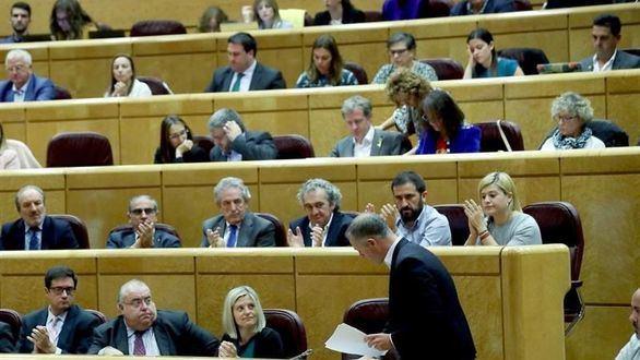 El PSOE arrebata al PP la mayoría en el Senado