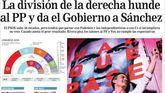 'Descalabro', 'debacle': los diarios analizan el resultado del PP