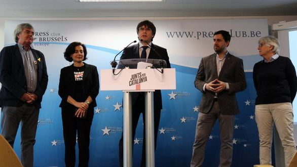 La Junta Electoral deja fuera de las europeas a Puigdemont, Ponsatí y Comín