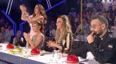 El jurado de 'Got Talent España' durante la final de la cuarta edición, cuyos vencedores fueron 'Murga Zeta Zetas'.