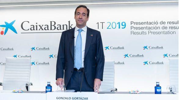 CaixaBank obtiene un beneficio de 533 millones