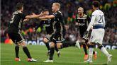 El Ajax agranda la llama de su sueño europeo | 0-1