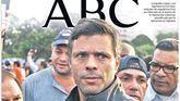 Las portadas miran a Venezuela