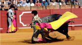 Valor de ley y torería, sin premio, de Emilio de Justo ante los 'victorinos'