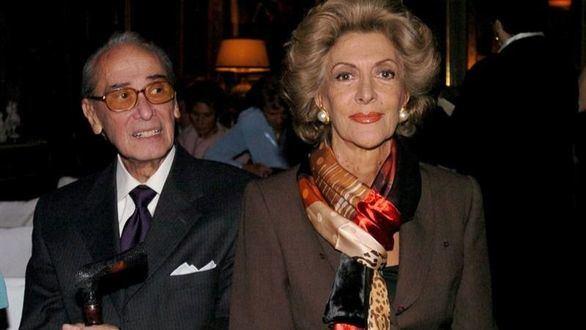 Fallece Pitita Ridruejo, una de las damas de la alta sociedad española