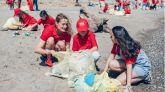 Banco Santander se moviliza para limpiar ríos y costas con su programa Natura