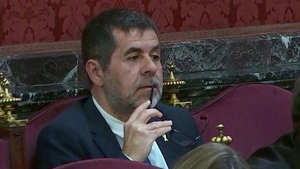 Un mando de los Mossos desmonta a Jordi Sànchez:
