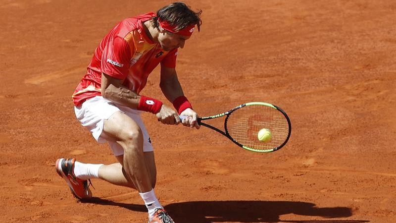 Mutua Madrid Open. Djokovic y Federer debutan con triunfo y Ferrer sonríe