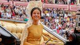 Victoria Federica brilla en su primera puesta de largo: deslumbra en la Maestranza