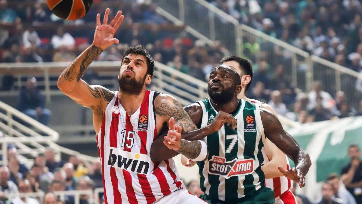 Cataclismo en Grecia: Olympiakos y Panathinaikos intercambian boicots a su Liga