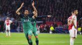 El Tottenham y Lucas Moura desinflan al Ajax y completan la final inglesa | 2-3