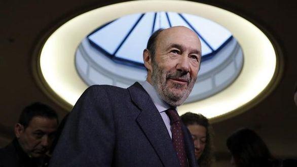 Muere el histórico dirigente del PSOE Alfredo Pérez Rubalcaba
