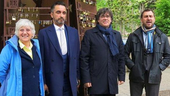 La Junta Electoral permite finalmente a Puigdemont presentarse a la europeas