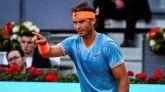 Mutua Madrid Open. Nadal recupera sensaciones ante Tiafoe y se cita con Wawrinka