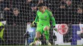 El Chelsea cierra el pleno inglés en Europa con Kepa de héroe en los penaltis |1-1