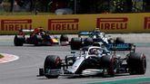 GP España. Hamilton vence a Bottas y Ferrari vuelve al hoyo