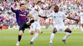 Messi saca al Barcelona de la resaca europea ante el Getafe | 2-0