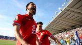Borja Iglesias insiste, en Leganés, en las opciones europeas del Espanyol | 0-2