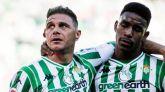 Joaquín da alegría al Betis en el trámite ante el Huesca | 2-1