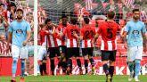 El Athletic arrolla a un Celta casi salvado para sostener su objetivo continental | 3-1